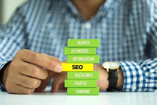 لیست خدمات اصلی بهترین شرکت های سئو