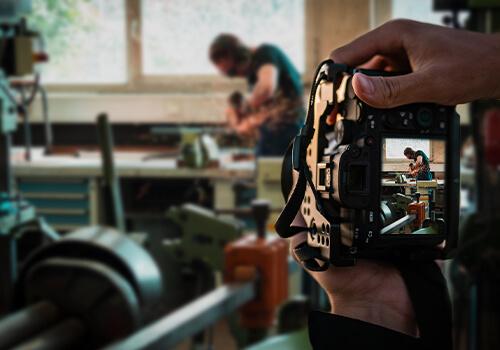 بهترین عکاس صنعتی در ایران